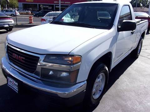 2005 GMC Canyon for sale in Marysville, CA