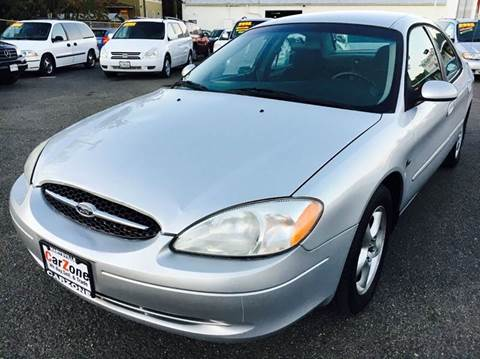 2000 Ford Taurus for sale in Marysville, CA