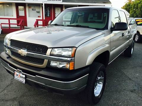 2003 chevrolet silverado 1500hd for sale. Black Bedroom Furniture Sets. Home Design Ideas