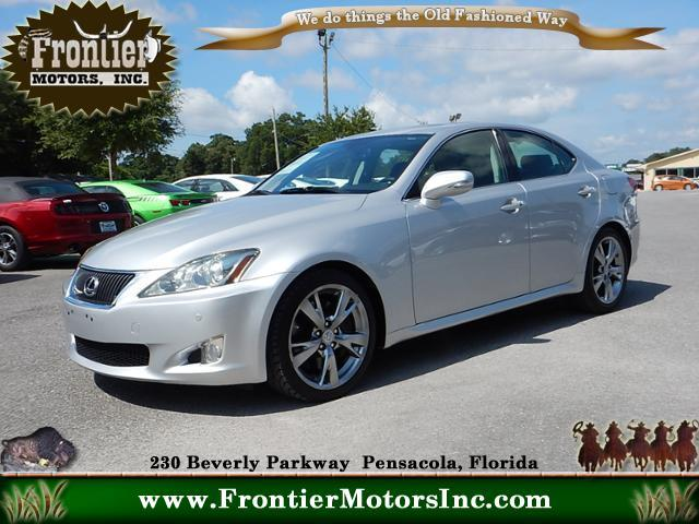 2010 lexus is 350 for sale for Frontier motors pensacola fl