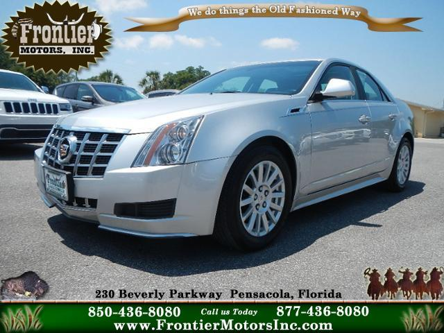 2013 cadillac cts for sale for Frontier motors inc pensacola fl