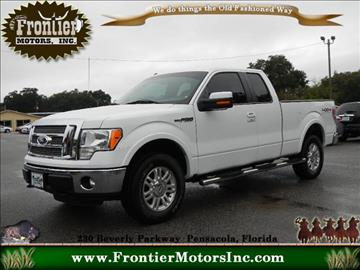 Best used trucks for sale in pensacola fl for Frontier motors pensacola fl