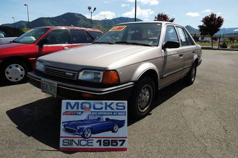 1989 Mazda 323 for sale in Grants Pass, OR