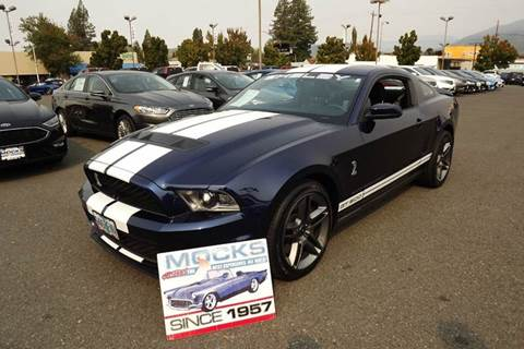 2010 Ford Shelby GT500 for sale in Grants Pass, OR