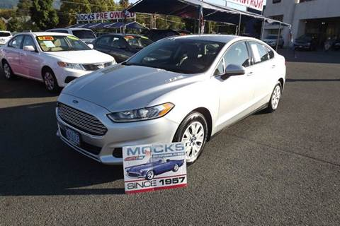 2014 Ford Fusion for sale in Grants Pass, OR