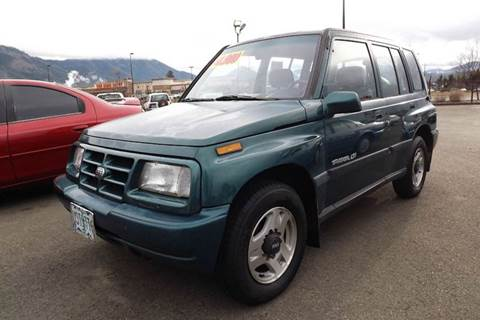 1996 GEO Tracker for sale in Grants Pass, OR