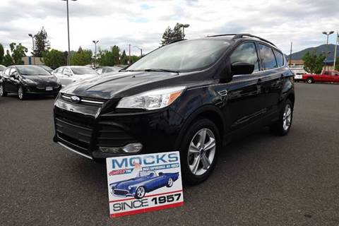 2013 ford escape for sale oregon. Black Bedroom Furniture Sets. Home Design Ideas