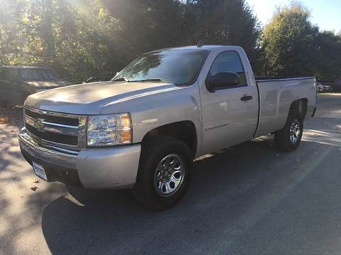 2008 Chevrolet Silverado 1500 for sale in Orford, NH