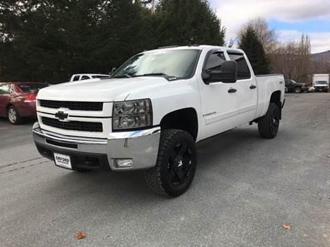 2007 Chevrolet Silverado 2500HD for sale in Orford, NH