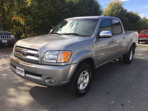 2004 Toyota Tundra for sale in Orford, NH