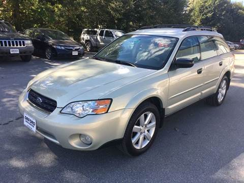 2006 Subaru Outback for sale in Orford, NH