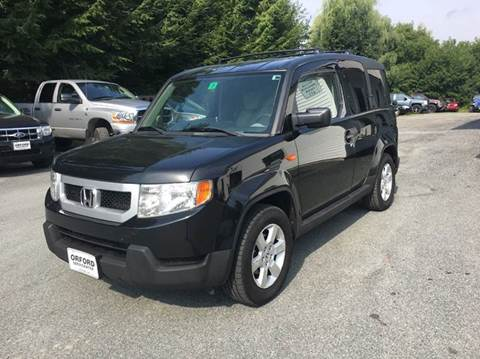 2010 Honda Element for sale in Orford, NH