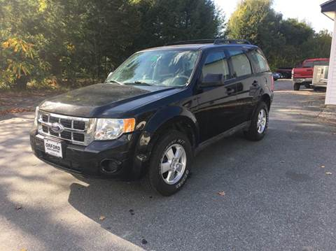 2011 Ford Escape for sale in Orford, NH