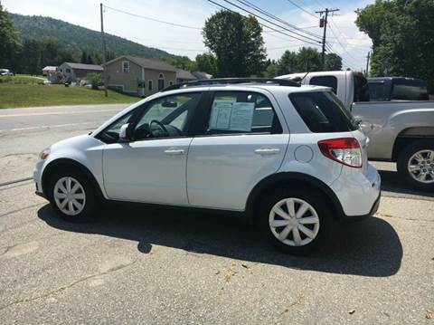 2013 Suzuki SX4 Crossover for sale in Orford, NH