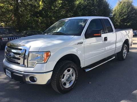2011 Ford F-150 for sale in Orford, NH