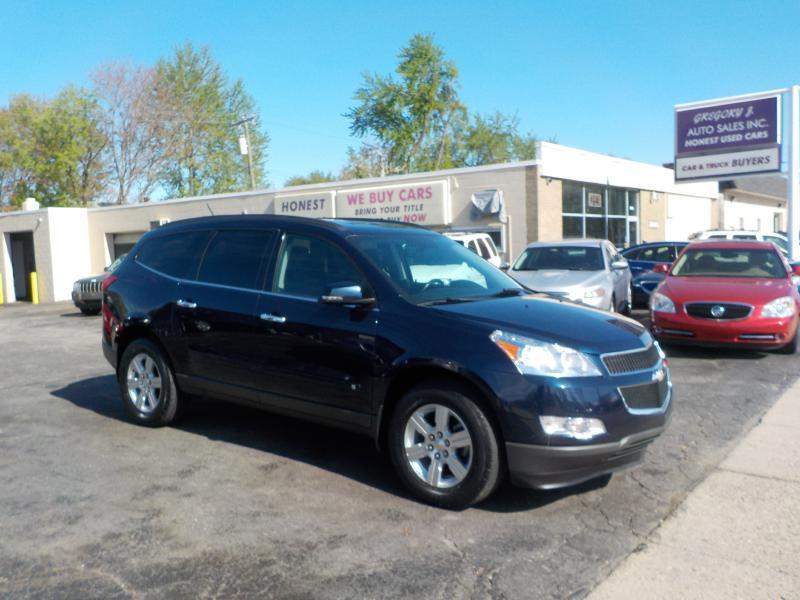 Gregory J Auto Sales Used Cars Roseville Mi Dealer
