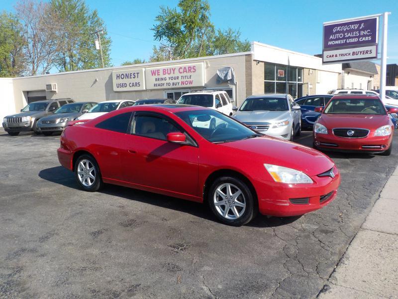 Used Honda Accord For Sale In Roseville Mi