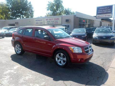 2010 Dodge Caliber for sale in Roseville, MI