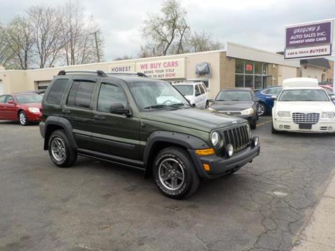 2006 Jeep Liberty for sale in Roseville, MI