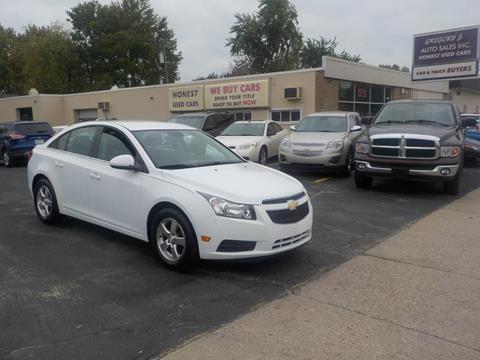 2012 Chevrolet Cruze for sale in Roseville, MI