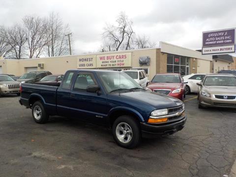 Pickup Trucks For Sale In Roseville Mi