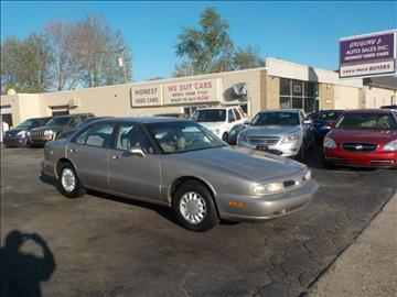 1996 Oldsmobile Eighty-Eight for sale in Roseville, MI