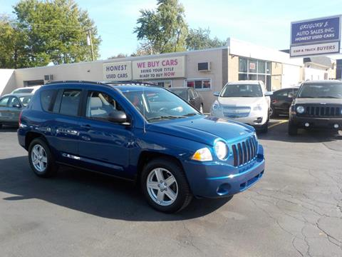 2010 Jeep Compass for sale in Roseville, MI