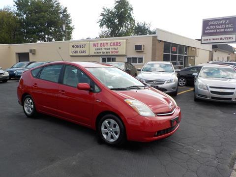 2007 Toyota Prius for sale in Roseville, MI