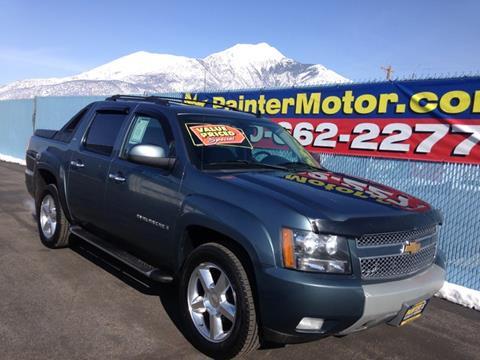 2009 Chevrolet Avalanche for sale in Nephi, UT
