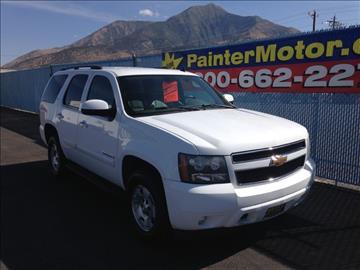 2007 Chevrolet Tahoe for sale in Nephi, UT