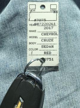 2017 Chevrolet Cruze for sale in Nephi, UT