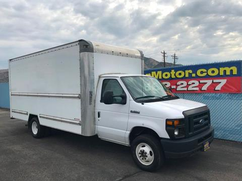 2014 Ford E-Series Chassis for sale in Nephi, UT