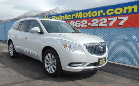 2017 Buick Enclave for sale in Nephi UT