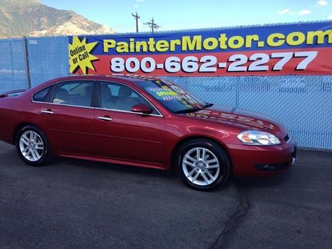 2013 Chevrolet Impala for sale in Nephi UT