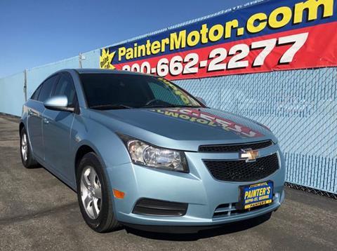 2011 Chevrolet Cruze for sale in Nephi, UT