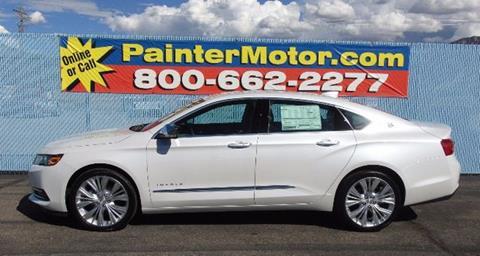 2018 Chevrolet Impala for sale in Nephi, UT