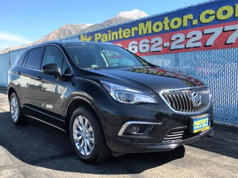 2017 Buick Envision for sale in Nephi, UT