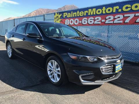 2017 Chevrolet Malibu for sale in Nephi UT
