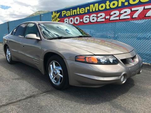 2001 Pontiac Bonneville for sale in Nephi, UT