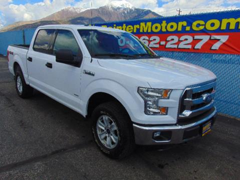 2016 Ford F-150 for sale in Nephi, UT