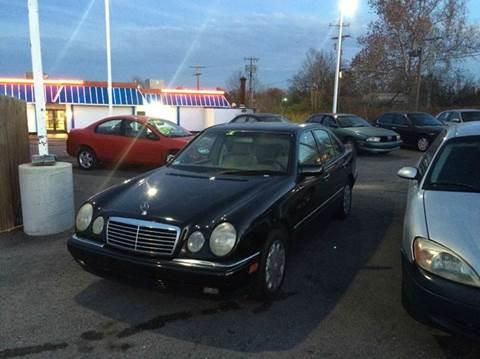 Mercedes benz e class for sale tulsa ok for Mercedes benz of tulsa