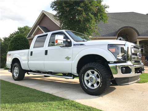 2013 Ford F-250 Super Duty for sale in Anderson, SC