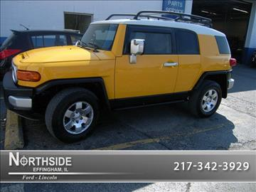2007 Toyota FJ Cruiser for sale in Effingham, IL