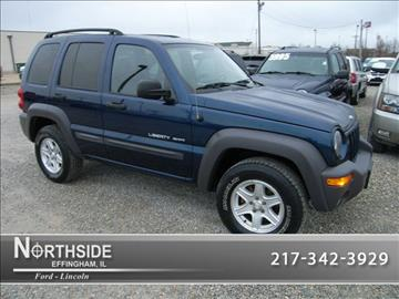 2003 Jeep Liberty for sale in Effingham, IL