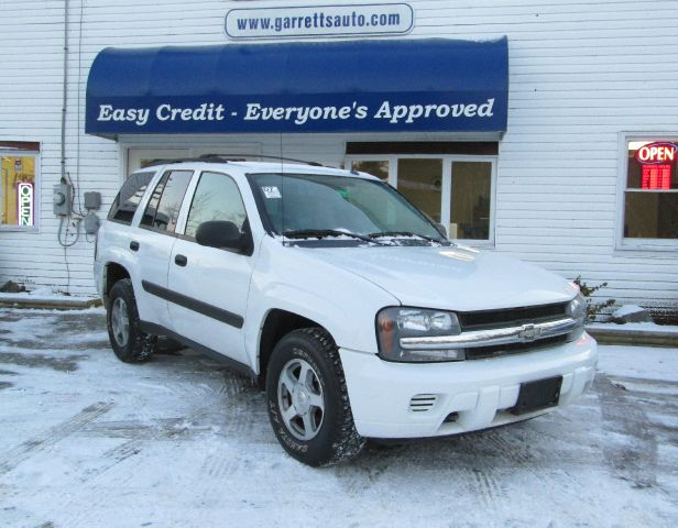 2005 Chevrolet TrailBlazer