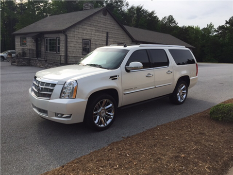 cadillac escalade esv for sale south carolina. Black Bedroom Furniture Sets. Home Design Ideas