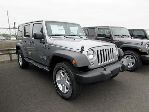 2017 Jeep Wrangler Unlimited for sale in Langhorne, PA