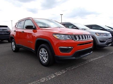 2017 jeep compass for sale in pennsylvania. Black Bedroom Furniture Sets. Home Design Ideas