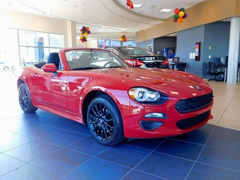 2017 FIAT 124 Spider for sale in Langhorne, PA