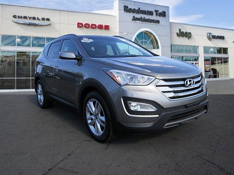 2016 Hyundai Santa Fe Sport for sale in Langhorne, PA